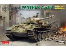 Panther Ausf.G - Ref.: RYEF-5018