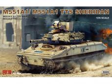 M551A1/ A1TTS Sheridan - Ref.: RYEF-5020