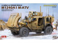 US MRAP All Terrain Vehicle M1240A1 MATV - Ref.: RYEF-5032