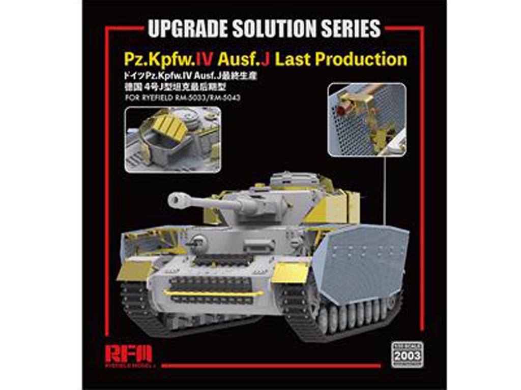 Panzer IV Ausf J (Vista 1)