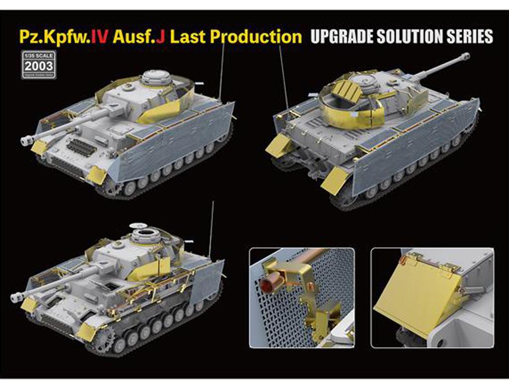 Panzer IV Ausf J (Vista 2)