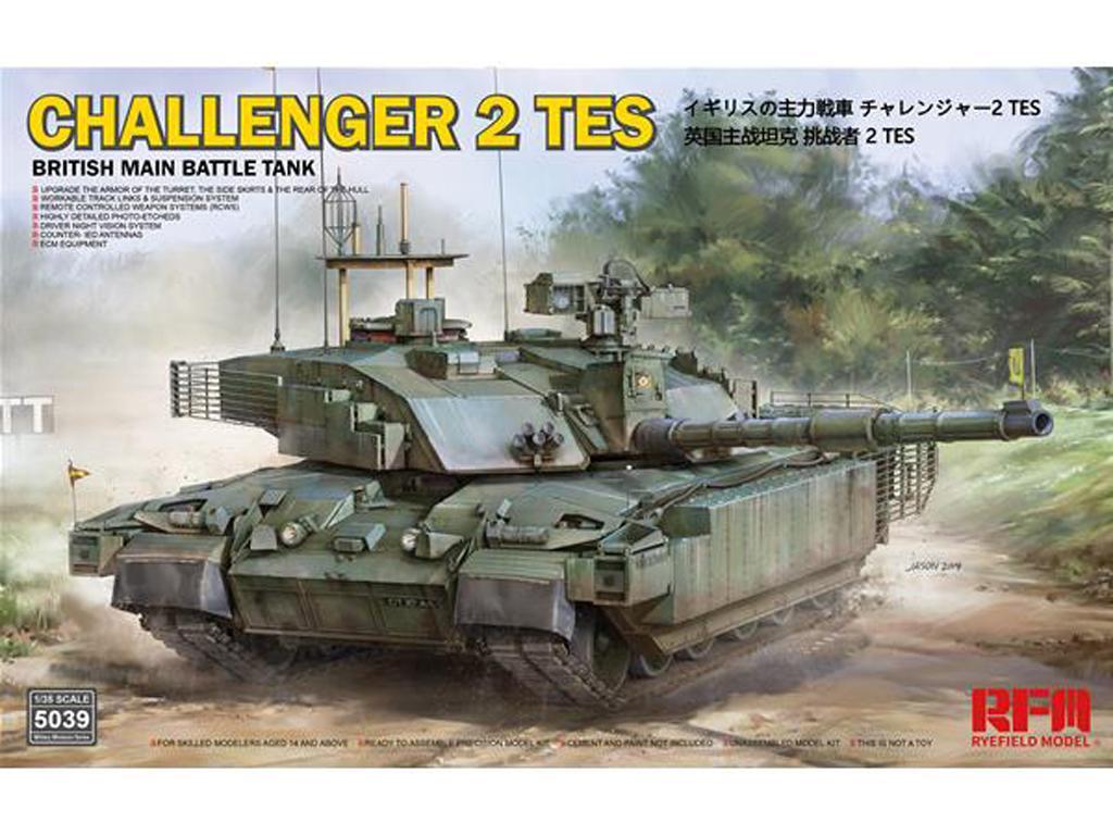 British Challenger 2 TES (Vista 1)