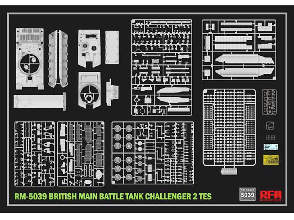 British Challenger 2 TES (Vista 3)