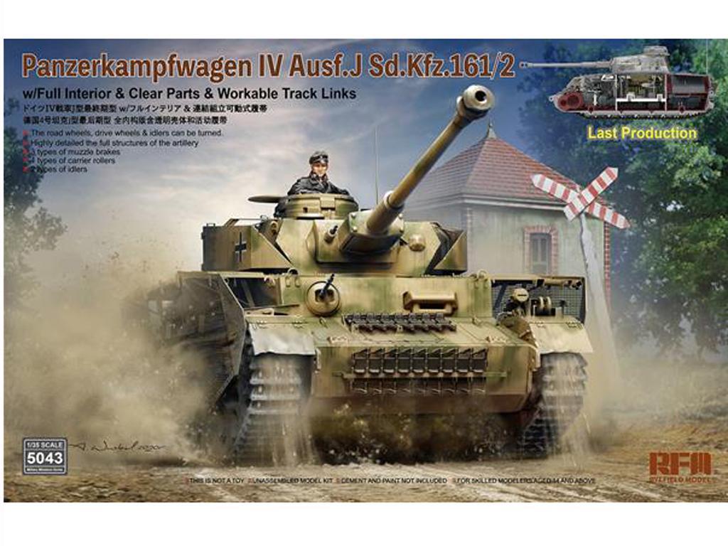 Pz. Kpfw. IV Ausf. J Last Production (Vista 1)