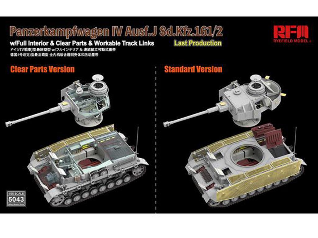 Pz. Kpfw. IV Ausf. J Last Production (Vista 3)