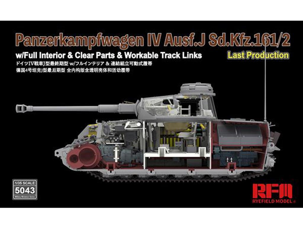 Pz. Kpfw. IV Ausf. J Last Production (Vista 4)