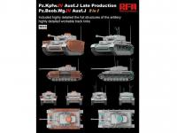 Pz.kpfw.IV Ausf.J Late Prod. Pz.Beob.Wg.IV Ausf.J 2in1 (Vista 10)