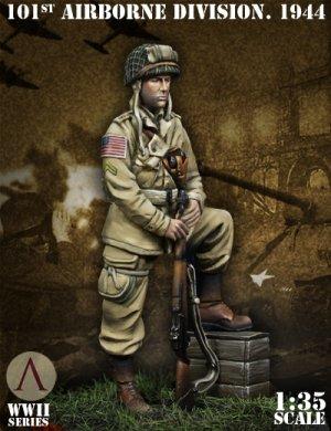 101ST Airborne Division 1944  (Vista 1)