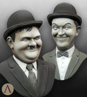 Laurel and Hardy  (Vista 2)