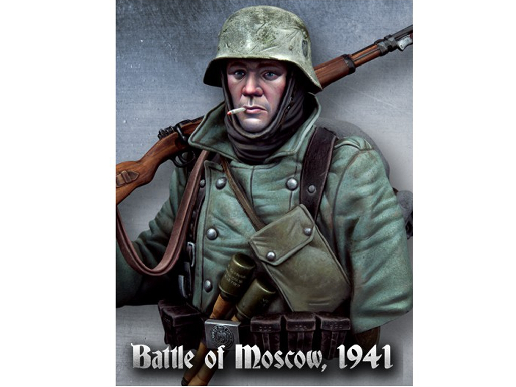 Batalla de Moscu 1941  (Vista 1)