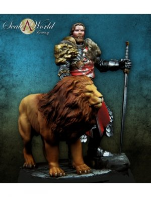 Keynan, King of Lions  (Vista 1)