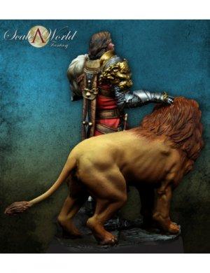 Keynan, King of Lions  (Vista 6)