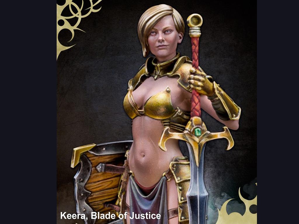 Keera Blade of Justice  (Vista 1)