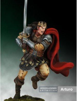 Rey Arturo  (Vista 1)