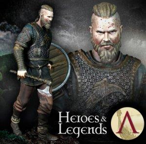 Ragnar Lodbrok  (Vista 1)