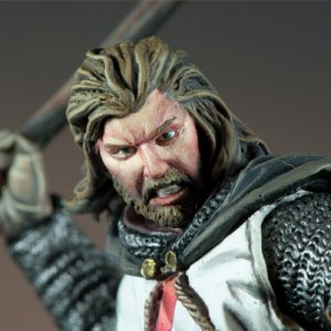 Cruzado en batalla  (Vista 5)