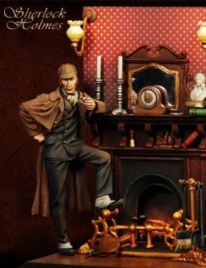 Sherlock Holmes  (Vista 1)