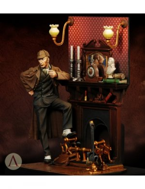 Sherlock Holmes  (Vista 2)