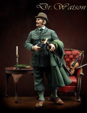 Dr. John H. Watson  (Vista 1)