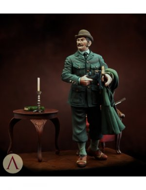 Dr. John H. Watson  (Vista 5)