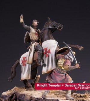 Templario mas sarraceno  (Vista 1)