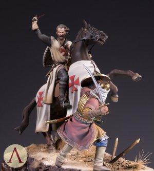 Templario mas sarraceno  (Vista 2)