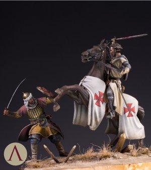 Templario mas sarraceno  (Vista 4)