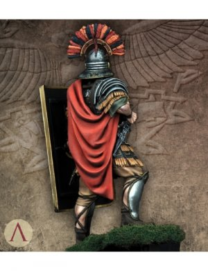 Lucius Livius, Centurion Legion XI Vindo  (Vista 4)