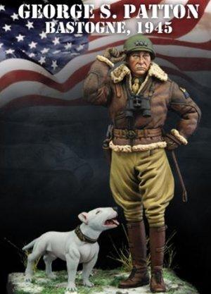 George S. Patton Bastogne 1945  (Vista 1)