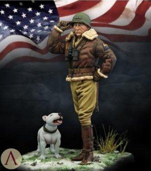 George S. Patton Bastogne 1945  (Vista 2)
