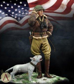 George S. Patton Bastogne 1945  (Vista 3)