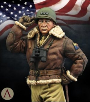 George S. Patton Bastogne 1945  (Vista 4)