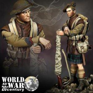 Seaforth Highlander 1918  (Vista 1)