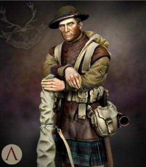 Seaforth Highlander 1918  (Vista 3)