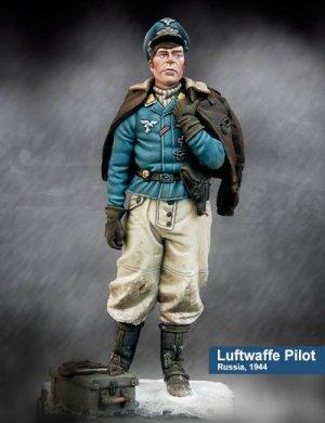 Luftwafe Pilot Russia 1944  (Vista 2)
