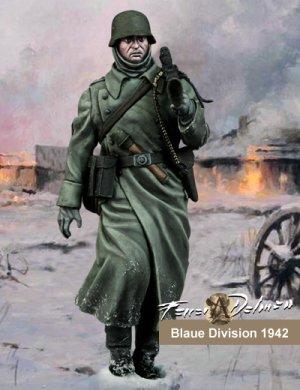 Division Azul 1942  (Vista 1)