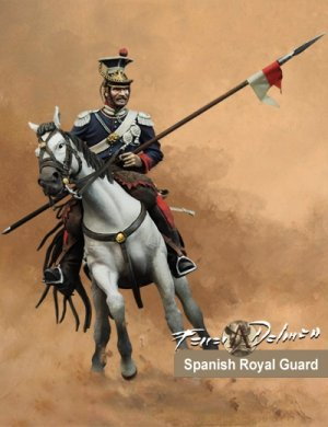 Spanish Royal Guard  (Vista 2)