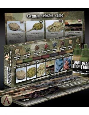 Camuflaje Vehiculos Alemanes  (Vista 5)