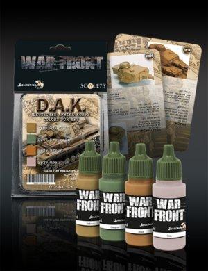D.A.K. Colores para AFV  (Vista 1)