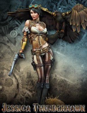 Jessica Thunderhawk  (Vista 1)