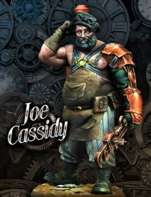 Joe Cassidy  (Vista 1)