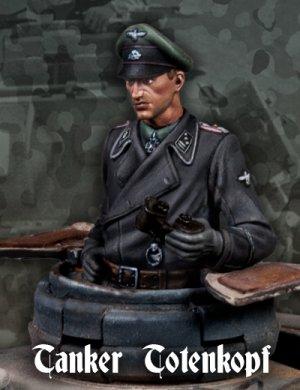 Tanquista Totenkopf  (Vista 1)