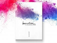 Banshee - Una mente colorida - Ref.: SC75-SEB005