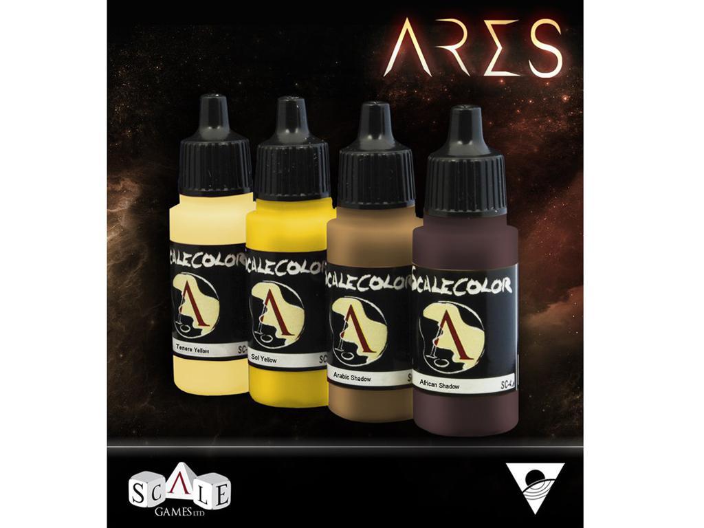 Set de pintura Ares (Vista 4)