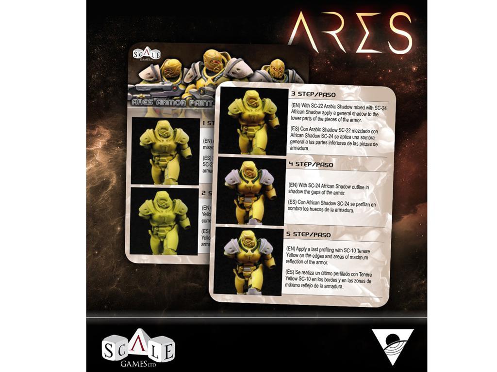 Set de pintura Ares (Vista 5)