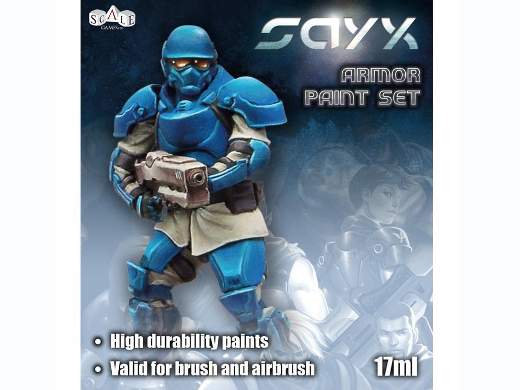 Sayx Paint Set (Vista 1)