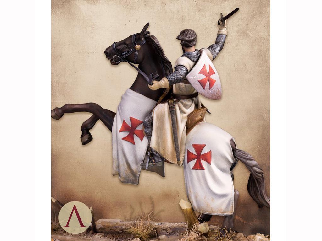 Templario, Siglo XIII (Vista 5)