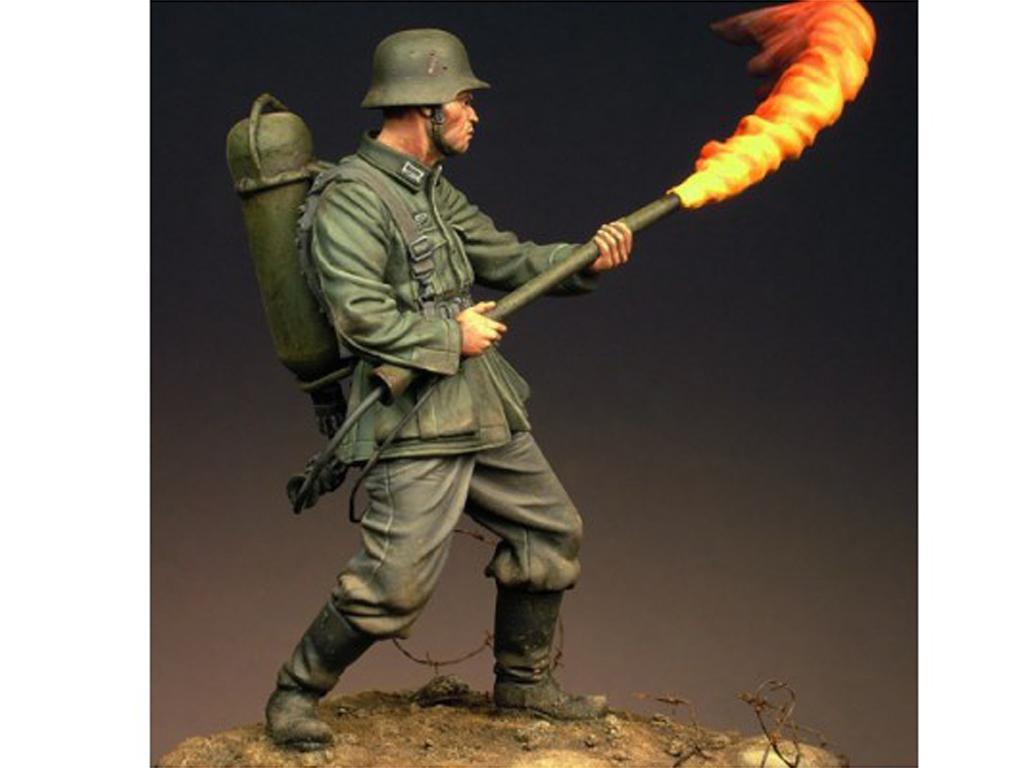 Flammenwerfer  (Vista 6)