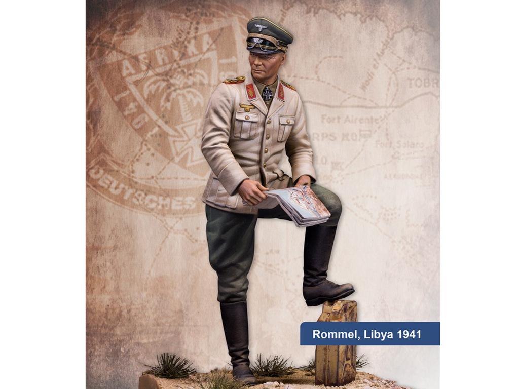 Rommel, Libya 1941 (Vista 1)