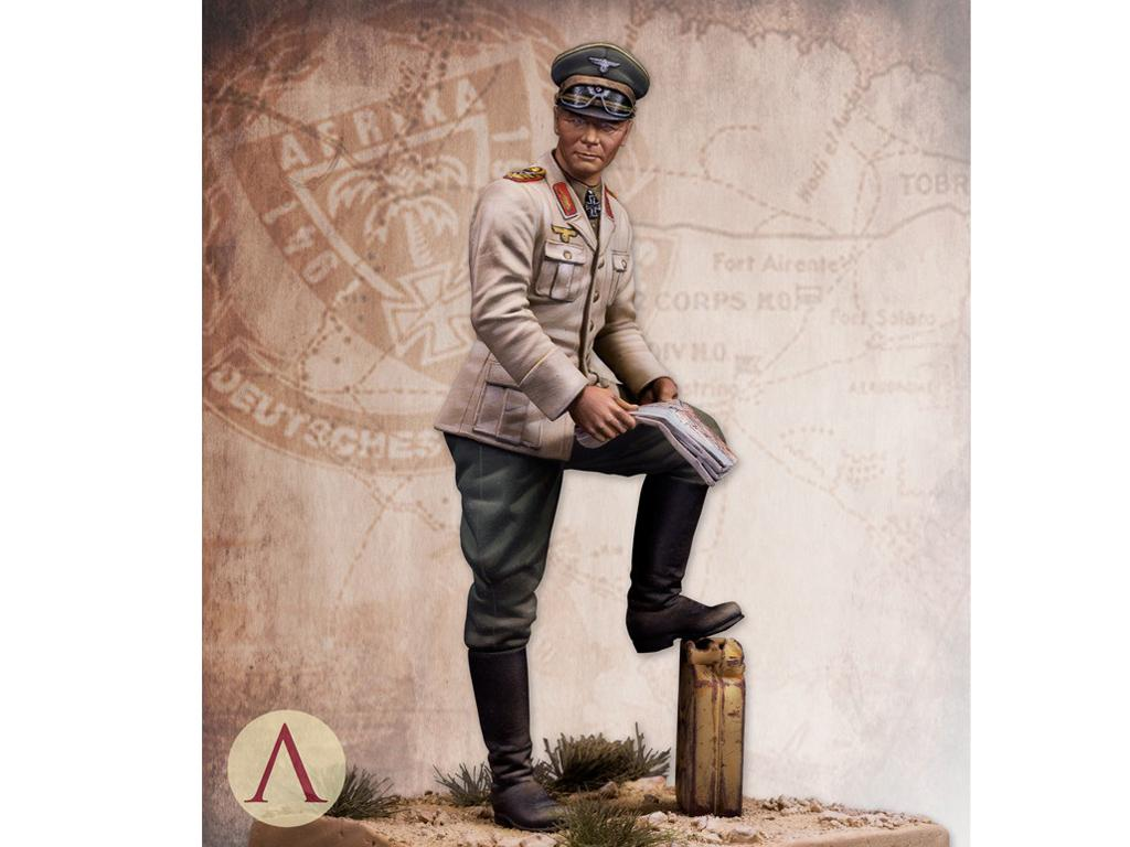 Rommel, Libya 1941 (Vista 2)